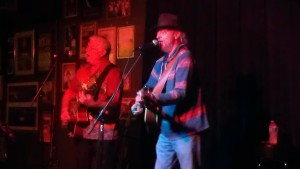 with Chip Zulliger at Smith's Olde Bar Oct. 18, 2013